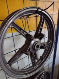 Jogo de roda Twister 2005/08 Original Honda