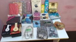 Kit de mercadoria para informática ou bazar