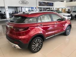Ford Territory Titanium Turbo EcoBoost AT 2020/2021