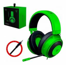 Headset Gamer Razer Kraken Multi-platform P2 7.1 Pc Ps4 Xone
