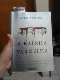 Livro A Rainha Vermelha