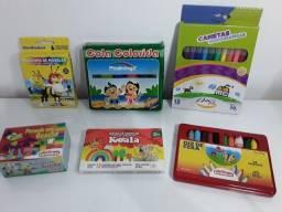 Kit para crianças