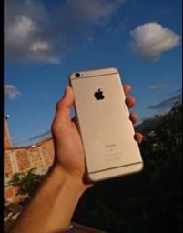 Vendo troco iPhone 6s Plus em android vai caixa cabo USB