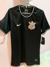 Camisa Corinthians oficial Nike - netshoes