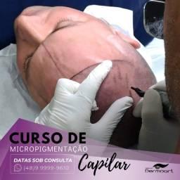 Curso de Micropigmentação Capilar