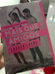 Livro Mais que amigos - Lauren Layne