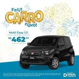Carta de Crédito Fiat Mobi
