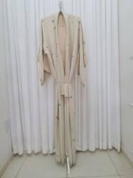 Kimono de seda importado