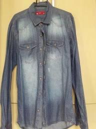 jaqueta jeans Pool (azul)