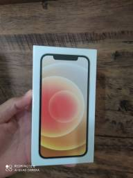 iPhone 12 256gb Branco lacrado