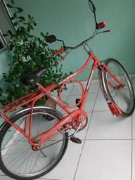 Bicicleta  original monark cachimbada