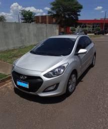 Hyundai i30 12/13 Prata 1.6 flex impecável