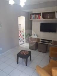 Apartamento 2 quartos semi mobiliado para alugar Residencial Stilus , bairro Novo Aleixo,