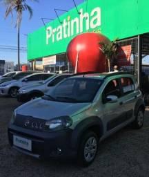 Fiat Uno Way Evo 1.0 Oferta Especial da Semana Completo !!!