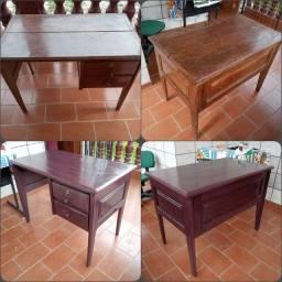 Reformo todo tipo de móveis de madeira