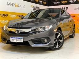 Honda Civic EXL 2.0 CVT 155cv Automático 2019 - Apenas 10.500km -