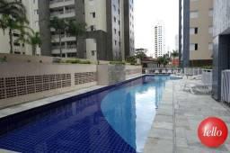Apartamento para alugar com 1 dormitórios em Tatuapé, São paulo cod:24630