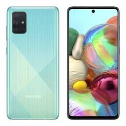 troco Samsung A71 128GB por iphone 7s plus pra cima