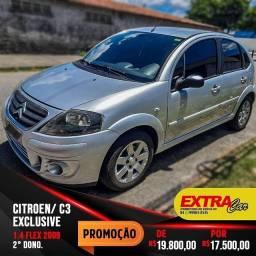 Citroen/C3 Exclusive 1.4 Flex 2009