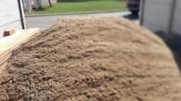 Areia e brita lavada