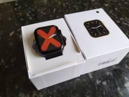 Relógio Smartwatch W46 original novo - cor preto 40MM