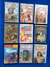 VENDO 19 DVDs + 11 CDs