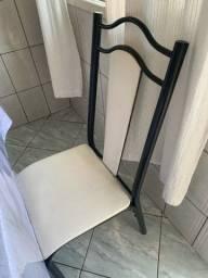 Conjunto de 5 cadeiras