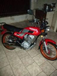 Honda Cg 1986