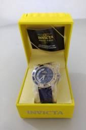 Relógio invicta speciality modelo: 12847