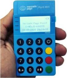 Point me30s nfc leve 1 e ganhe 1 point mini bluetooth máquina de cartão do mercado pago