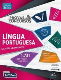 Provas E Concursos - Língua Portuguesa Capa Comum 2ª Edição