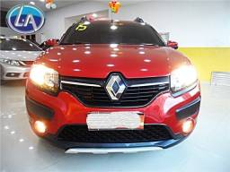 Renault Sandero Stepway 1.6 8v flex 2015 _ entrada apartir de 10.500 + 48x 699,00