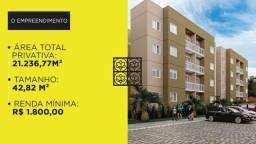Apartamento - 2 quartos com varanda - Camaragibe