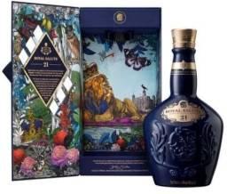 Whisky Escocês Royal Salute 21 anos Original