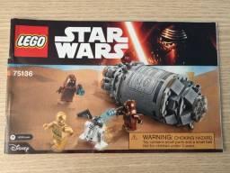 Lego Star Wars - Cód.75136