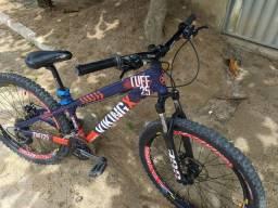 Bike viking tuff 25