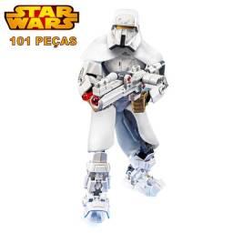 Título do anúncio: Boneco de montar Star Wars