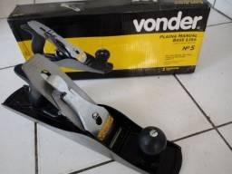Plaina Manual Vonder N5