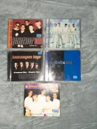 CDS BACKSTREET BOYS