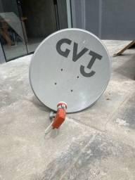 Antena de tv a cabo