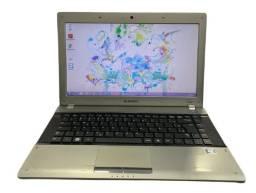 Notebook Samsung Rv411 ? Intel Core I5 ? Memória 6Gb ? HD 500Gb