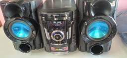 Mini Hi-fi System Lg 550Rms