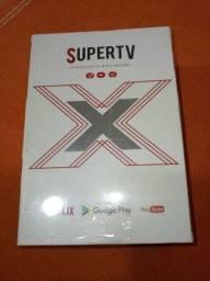 Box tv x white da s tv a pronta entrega nova lacrada