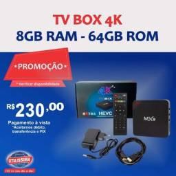 Tv Box Mxq 4k 5G ? Entrega Grátis