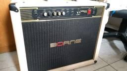 Amplificador 100w Borne Vorax 2100