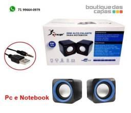 Título do anúncio: Caixa De Som Mini Alto-falante Para Notebook PC Kp-612 6w knup