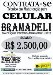 TÉCNICO EM REPARO AVANÇADO DE SMARTPHONES.