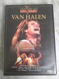 DVD Van Halen David Lee Roth Power Surge