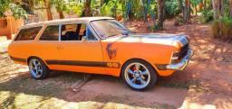 caravan 1976 motor 6cc 250s álcool