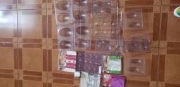 Kit para fazer chocolate